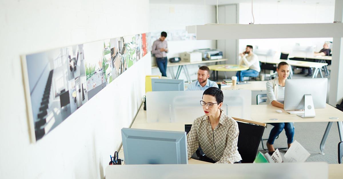 Én vagyok a híres egyterű… iroda határok nélkül?