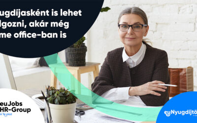 Nyugdíjasként is lehet dolgozni, akár még home office-ban is